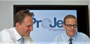 Managing directors at ProJects Pharmaceutics GmbH