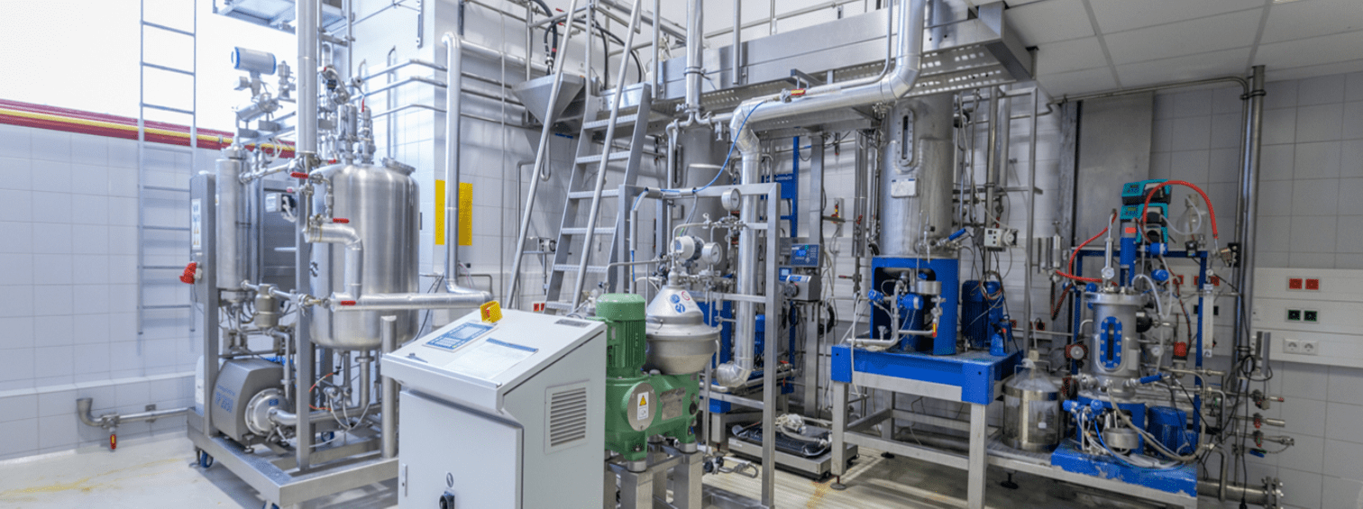 Labor bei Lactosan