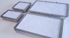 Lyoprotect freeze-drying Trays in several sizes, stainless steel