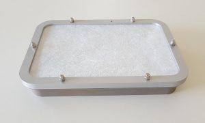 Lyoprotect® Tray with Halar® coating for Lyophilization with membrane