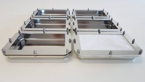 Lyoprotect Stainless Steel Tray